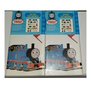 Thomas The Tank Engine & Friends Wall Appliques